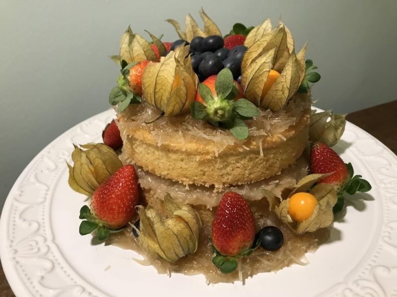 Compra de Confeitaria de Naked Cake Jardim Bonfiglioli - Confeitaria de Naked Cake