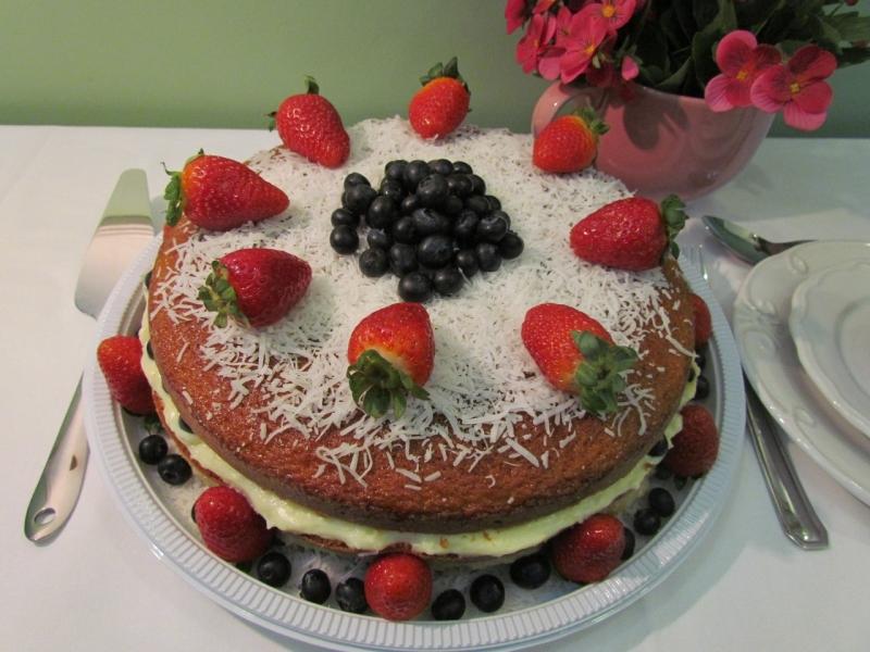 Naked Cake com Frutas Orçamento Itaim Bibi - Naked Cake sem Glúten