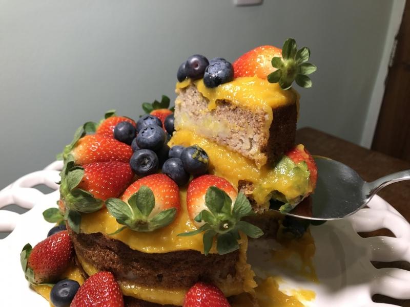 Naked Cake para Aniversário Orçamento Vila Clementino - Naked Cake Funcional