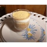 bolo de pote amendoim Pacaembu
