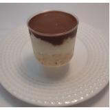 bolo de pote leite ninho com nutella Jardim Paulista