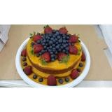 bolo funcional para aniversário