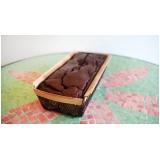 bolo funcional de chocolate Jardins