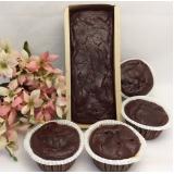 bolos funcionais de chocolate Vila Sônia