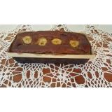 bolos naturais de banana Perdizes