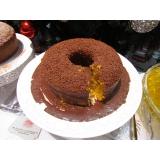 bolos naturais de cenoura Ibirapuera