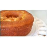 comprar bolo simples Cerqueira César