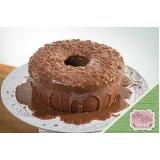 comprar bolos com cobertura Jardim Guedala