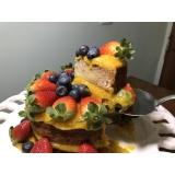 naked cake para aniversário orçamento Vila Clementino