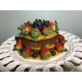 naked cake sob encomenda Barra Funda