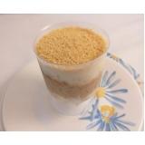 orçamento de bolo de pote amendoim Pacaembu